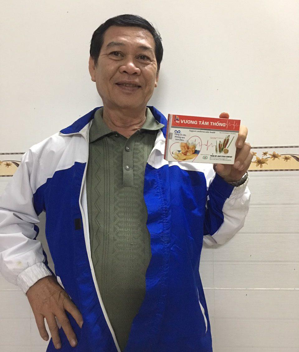 """Vương Tâm Thống chính là """"người vợ thứ 2"""" của anh Phong"""